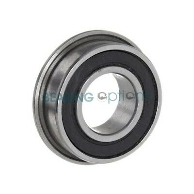 BEARINGS F6900 - F6905 2RS Rubber Sealed Series Flanged Bearings