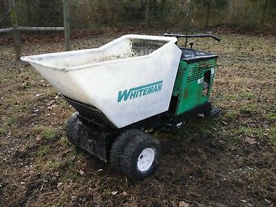 2012 MULTIQUIP WHITEMAN WBH-16 Concrete Buggy with Honda Gas Engine - Ship  $299