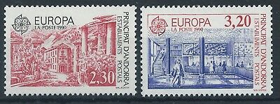ANDORRA FRENCH 1990 SG F427-F428 Europa Set Mint MNH