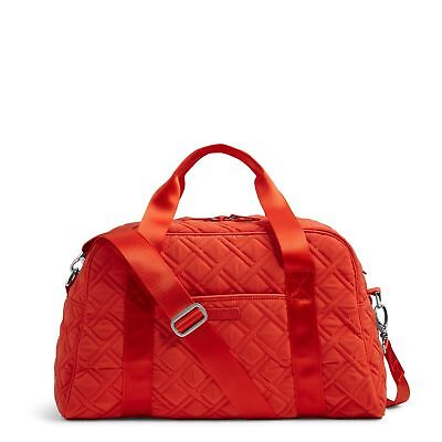 Vera Bradley Compact Sport Bag in Canyon Sunset