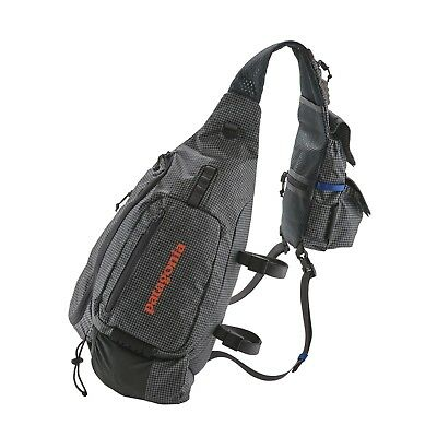 Patagonia Fly Fishing Vest Front Sling 8L Pack - Forge Grey