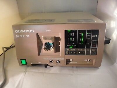 S133826 Olympus CLE 10 OES Halogen Light Source CLE10 30 day Warranty
