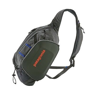 Patagonia Fly Fishing Stealth Atom Sling 15L Pack - Forge Grey