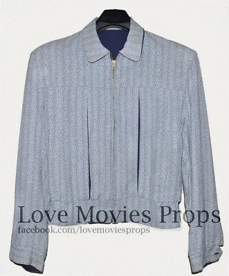True Romance Christian Slater Screen Worn Jacket Costume Tony Scott Gary Oldman