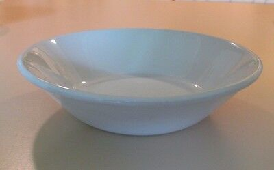 """Vintage White Midwinter Stonehenge  6 1/2"""" Bowl Dishes Soup Cereal"""