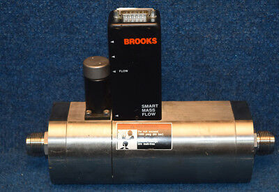 BROOKS INSTRUMENTS 5853S/BE2KA2AA0AA1B1  AR 200 SLPM Flowrate