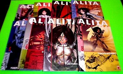 Alita Collection 1-8