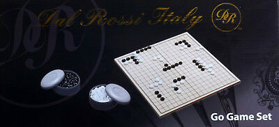 Dal Rossi italy GO Game Set Folding 46cm GO Weiqi Baduk Board New