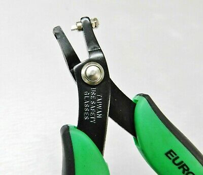 Eurotool EuroPunch 1.50mm Square Hole Punch Pliers Soft Sheet Metal Hand Punch