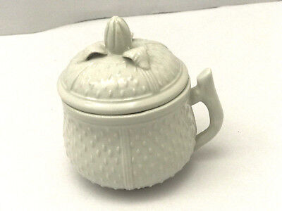 Covered Tea Cup, Wedgewood Type Covered Tea Cup, Covered Cup