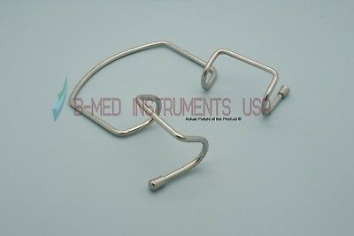 OR Grade Orringer Cheek & Lip Retractor #1 Small Dental Oral Instruments