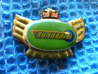 SUNBEAM motorcycle very old lapel,hat pin badge