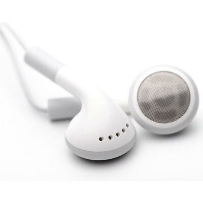 1PCS 3.5mm In-Ear Music Hifi Earbuds Earphones for iPhone Samsung White