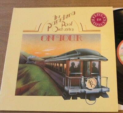 The Pasadena Roof Orchestra Greatest Hits Fun 9034 Vinyl