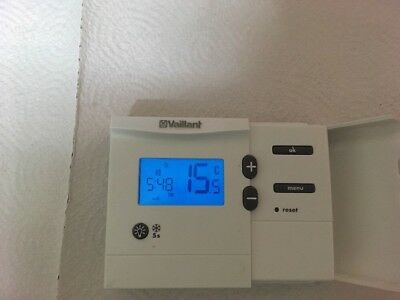 vaillant calormatic 392 raumthermostat regler. Black Bedroom Furniture Sets. Home Design Ideas