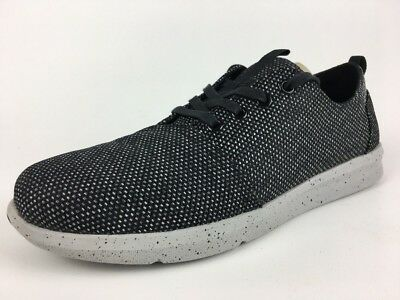 05d326e3bb8 TOMS MEN DIEGO 10011605 Forged Iron Grey Suede Size 10.5 -  42.95 ...