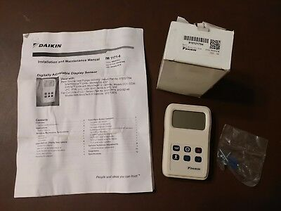 New Daikin 910121754 Water Source Heat Pump Digital Display Sensor