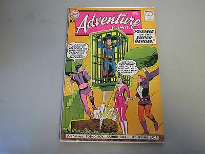 Adventure Comics #267 Comic Book  2nd Legion of Super-Heroes  KEY