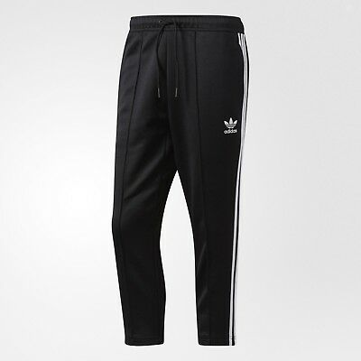 New Men's Adidas Originals Superstar Relaxed Crop Track Pants ~ Large #bk3632