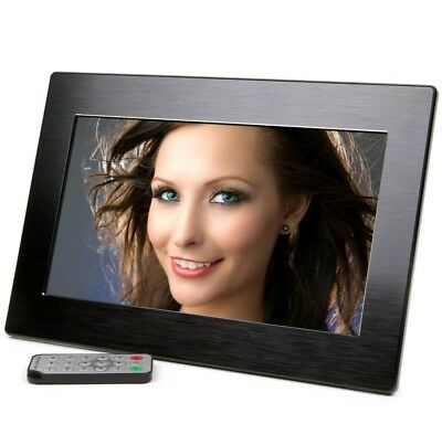 Micca 10-Inch Wide Screen High Resolution Digital Photo Frame with Auto On/Off