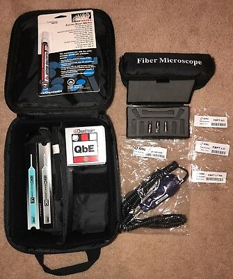 JDSU/VIAVI Westover P5000i USB Fiberscope Fiber Inspection probe w/ accessories