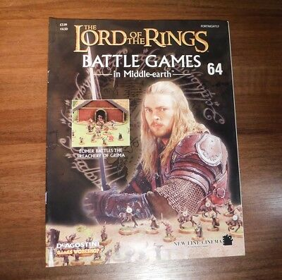 LORD OF THE RINGS Battle Games in Middle-earth Magazine Issue 64