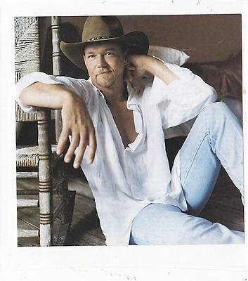 Trace Adkins STICKER Album Art Country Music Decal Honky Tonk NEW Cowboys Sexy