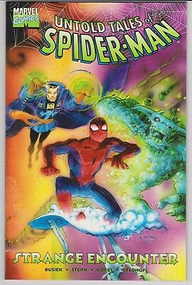 Untold Tales of Spider-Man: Strange Encounter (one-shot)  [Marvel Comics, 1998]
