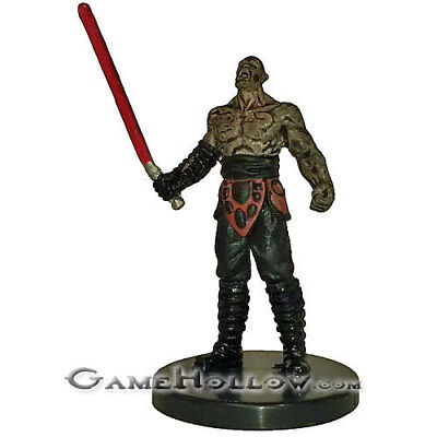 Star Wars Miniatures Knights of Old Republic DARTH SION #14 no card