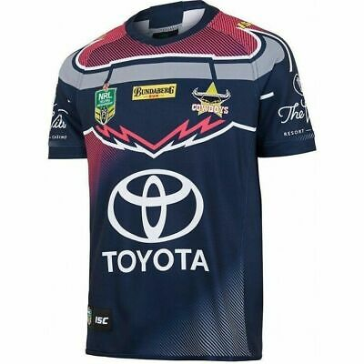 NQ Cowboys NRL 2018 Women In League ISC Jersey Mens, Ladies & Kids Size In Stock