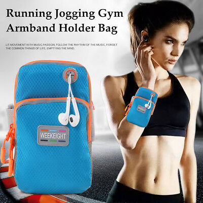 Sports Running Jogging Gym Arm Band Holder Bag Case Armband For iPhone X / 8 8+
