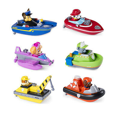 PAW Patrol - Sea patrol Bath Paddlin Pup Boats CHOOSE YOUR FAVOURITE