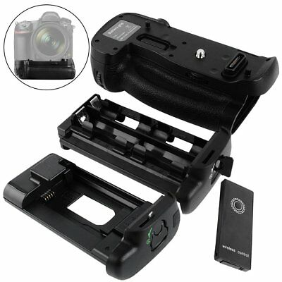 MB-D18RC Battery Grip Holder w/ Wireless Remote Controller for Nikon D850 Camera