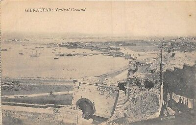 POSTCARD    GIBRALTAR   Neutral  Ground