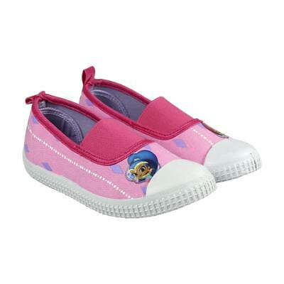 Official Shimmer and shine canvas,pumps shoes, trainers , sizes 6-11.5 uk stock