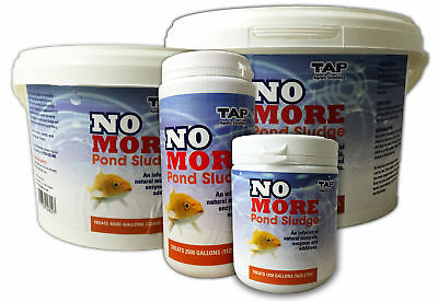 TAP NO MORE Pond Sludge Remover Water Treatment Pond Cleaning Filtration Fish