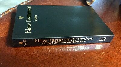 New testament with psalms pocket size bible beautiful black new testament with psalms pocket size bible beautiful black leather cover fandeluxe Image collections