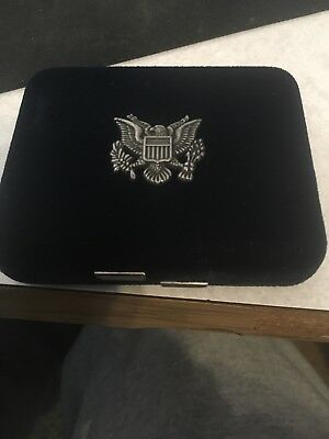 2007 W $1 American Eagle One Ounce Silver Proof Dollar Coin, US Mint Box & COA