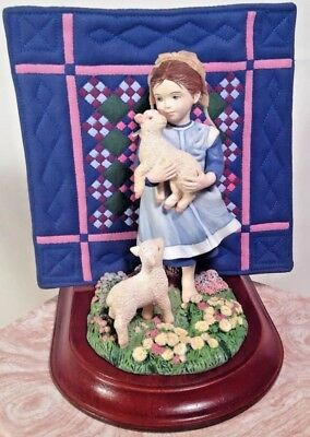 Willits Amish Heritage Collection Figurine Limited Edition 30011 Sadie Mae