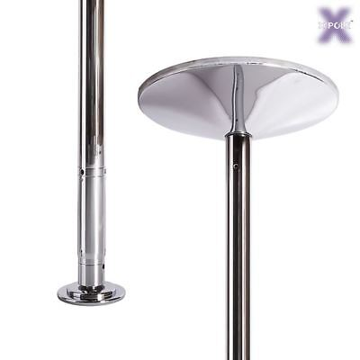 X-Pole X-Pert 45mm Professional Dancing Pole - Chrome Finish Pole for Sports
