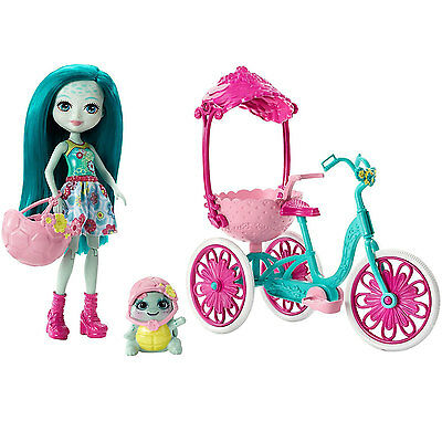 Enchantimals Built for Two Doll Set *BRAND NEW*