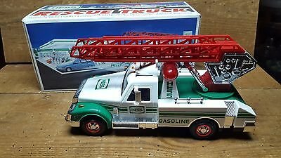 1994 Hess Rescue Truck~~New~~ In Box~~ >Look<