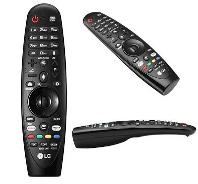 AN-MR650A LG Magic Remote Control Voice Mate for Select 2017 Smart TVs UJ SJ