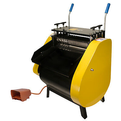 Steel Dragon Tools® WRA40R Automatic Wire Stripping Machine with Foot Pedal