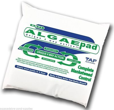 TAP Algae Pad Blanketweed Green Water Remover Control Filter Media Pond Fish