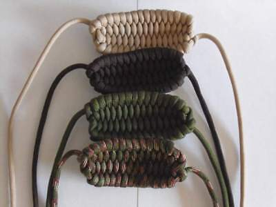 Shepherds sling made with 550 7 strand Paracord - choose your colours