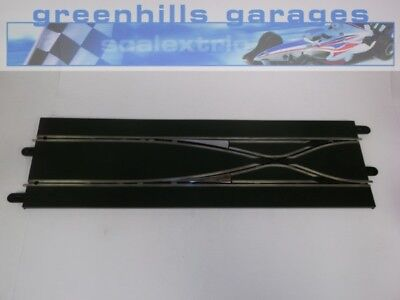 Greenhills Scalextric Digital Track Crossover straight C7036 - USED - MT214