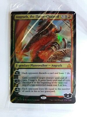MTG Rivals of Ixalan RIX Choose your SEALED Mythic or Rare Pre Release Promo New