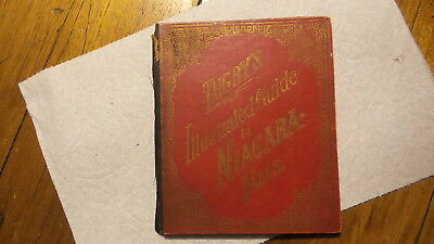 Antique Photo Booklet TUGBY'S ILLUSTRATED GUIDE TO NIAGRA FALLS