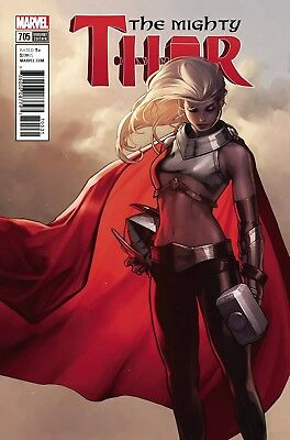Mighty Thor 705 1:50 Jee Hyung Lee Incentive Variant Nm Pre-Sale 3/21